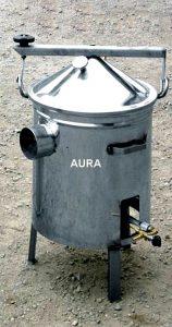 CUVE ébullition GAZ