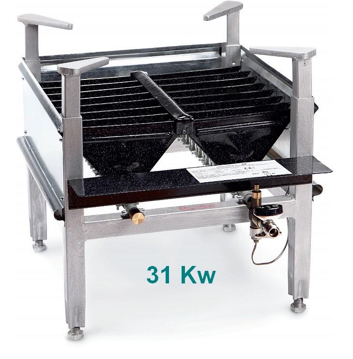 Bruleur GAZ professionnel 31 KW