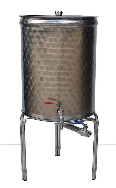 Fonds INCURVES - vidange totale - 50 à 1000 litres