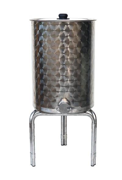 25 à 200 litres - Miel -INOX 304 1 : 400 - 2 : 590
