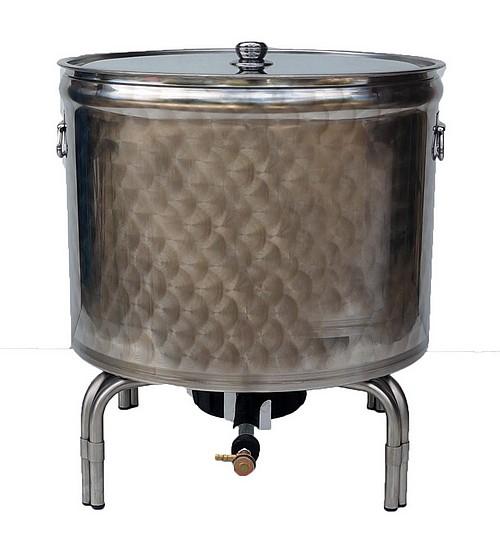 CUVES INOX GAZ Chauffe standard