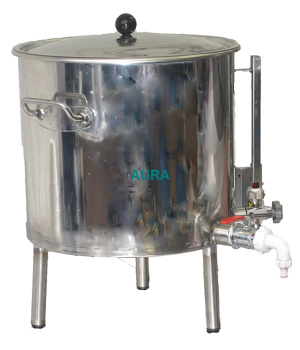 CUVE INOX Electrique 40 - 50 litres