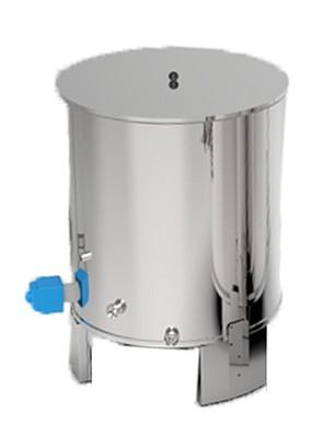 CUVE INOX électrique - 100 à 800 L