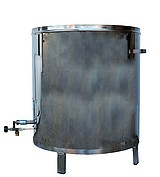 Cuves chauffage GAZ