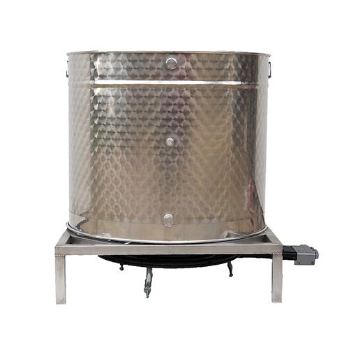 cuve-500-fond-gaz-piquage-avec-trepied-couvercle-bruleur